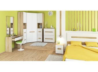 Спальня Леонардо от Мебель-Неман Композиция 1
