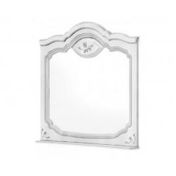 Зеркало Орхидея СП-002-19 (белое)