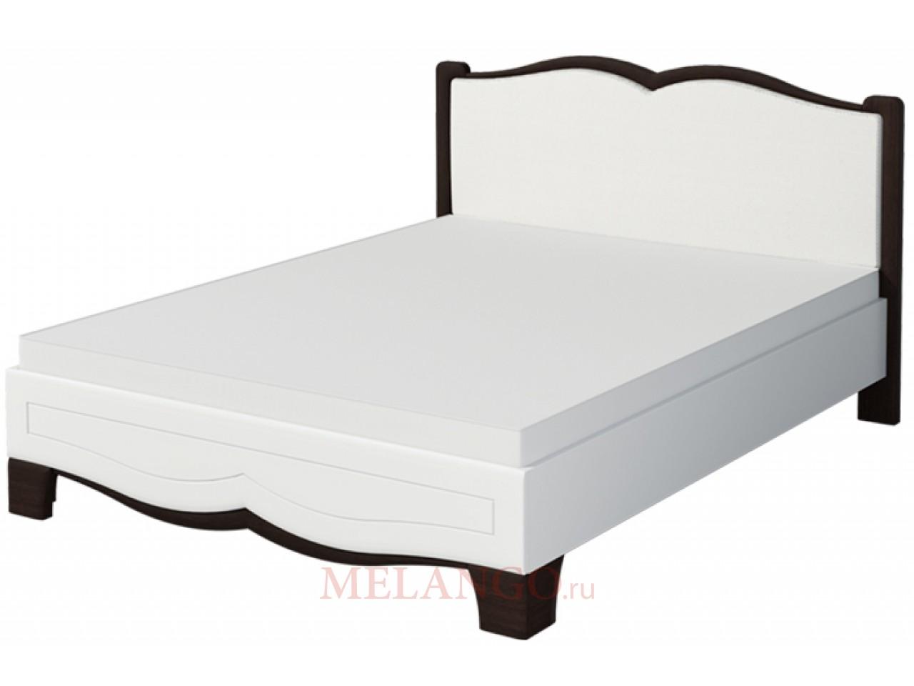 Двуспальная Кровать  Тиффани МН-122-01М