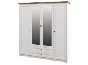Шкаф четырехстворчатый Тиволи МН-035-24