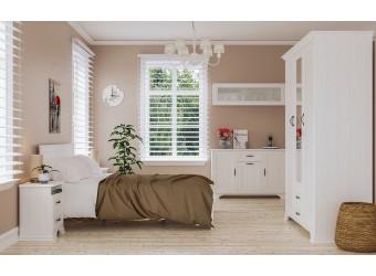 Мебель для спальни Юнона композция 4