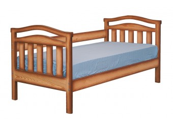 Односпальная кровать ТН Эко