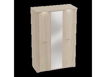 Трехстворчатый шкаф гардероб для спальни Элана