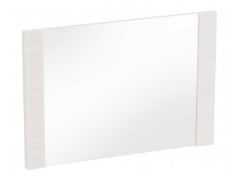 Настенное зеркало Элана, цвет Бодега белая