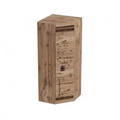 Детский угловой шкаф для одежды Фрегат