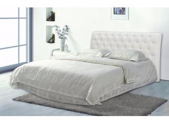 Двуспальная кровать Леди Анна с мягким изголовьем