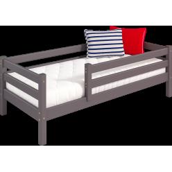 Кровать Соня Лаванда вариант 3 с защитой по периметру
