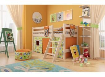 Детская кровать-чердак Соня Вариант-12
