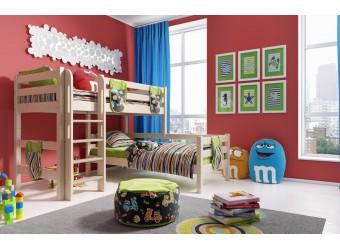 Двухъярусная детская кровать Соня Вариант-7