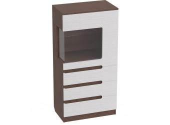 Шкаф-витрина Виго R1400