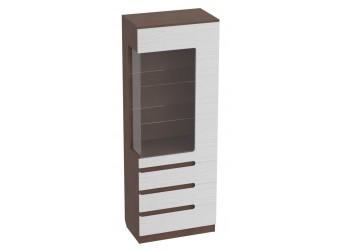 Шкаф-витрина Виго R1920