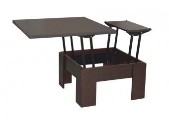 Журнальный стол-трансформер в гостиную №12