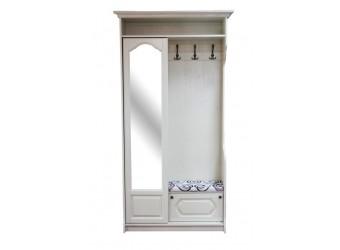 Шкаф Давиль ММ-126-66 (белая эмаль)