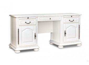 Стол 1410 Давиль ММ-126-01 (белая эмаль)