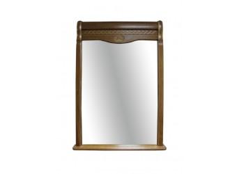 Зеркало Лика ММ-137-05 (медовый дуб+зп)