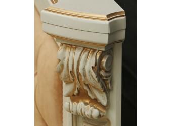 Спальня Альба 1 (слоновая кость с золочением)