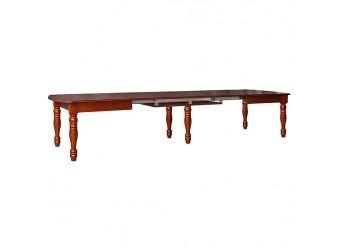 Обеденный стол «Валенсия 38» П394.12 (каштан)