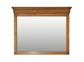 Зеркало настенное «Верди Люкс 3» П434.100 (дуб рустикаль с патинированием)