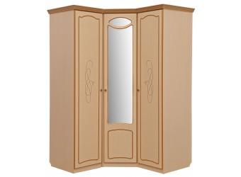 Шкаф для одежды «Александра» П251.05-1 (дуб белфорд)