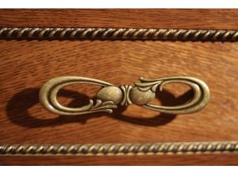 Стол письменный «Алези» П 395.07 (античная бронза)