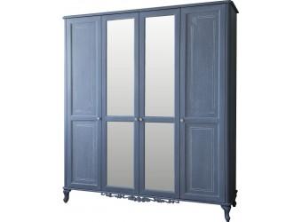Шкаф для одежды4д Флорентина 2678-01