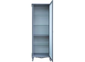 Шкаф с витриной Флорентина 2680
