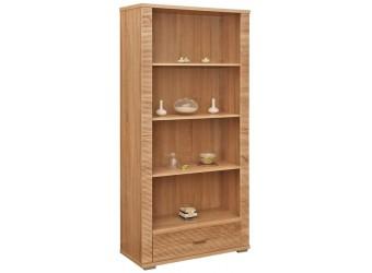 Шкаф «Гресс» П501.03 стеллаж (дуб сонома светлый)
