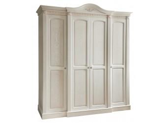 Шкаф для одежды 4д Изабелла 2590