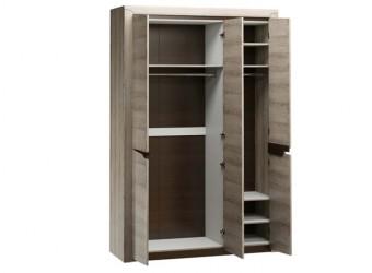 Трехстворчатый шкаф для одежды Г-11 (ЯТ) Гарда с зеркалом