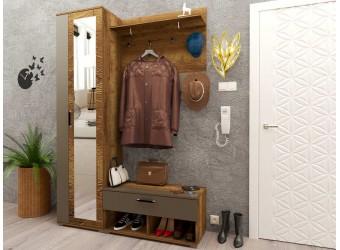 Мебель для прихожей Ханна 3 (ДГТ)
