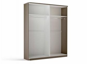 Четырехстворчатый шкаф для одежды СЛ-8 Лацио с зеркалом