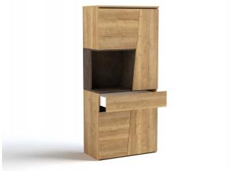 Комбинированный шкаф ГС-1 Стреза
