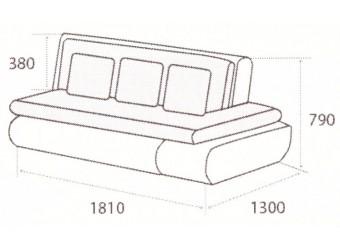Модуль дивана Kormak (Кормак) 180Н правый