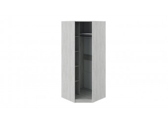 Шкаф угловой с 1 глухой дверью левый «Кантри» (Замша синяя/Винтерберг) СМ-308.07.230L (з)