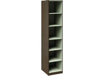 Шкаф для белья с 1 дверью «Харрис» (Дуб американский/Серебряный гранит) СМ-302.07.001