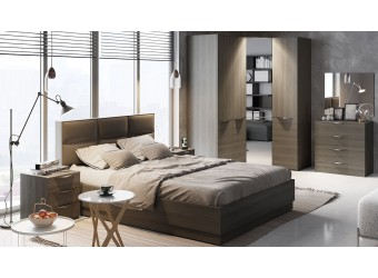 Спальный гарнитур «Либерти» №1 (Хадсон) ГН-297.001