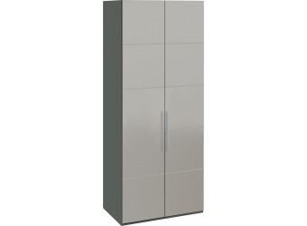 Спальный гарнитур «Наоми» №2 (Фон серый, Джут) ГН-208.002
