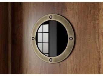 Иллюминатор декоративный «Навигатор» (Дуб Каньон) ТД-250.07.20-01