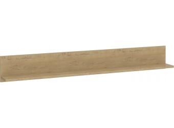 Полка настенная большая «Николь» (Бунратти) ТД-296.03.21