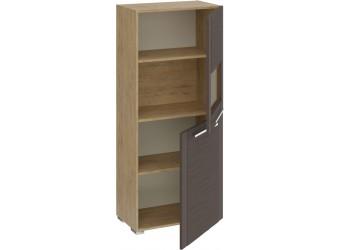 Шкаф с 2 дверями «Николь» (Бунратти/Фон Коричневый) ТД-296.07.28