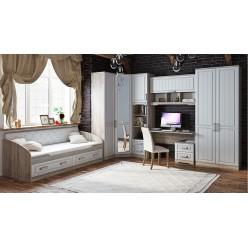 Набор мебели для детской комнаты «Прованс» №2 ГН-223.102