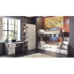 Набор мебели для детской комнаты «Прованс» №5 ГН-223.105