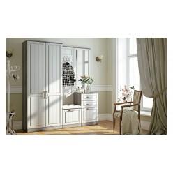 Набор мебели для прихожей «Прованс» №1 ГН-223.301
