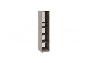 Шкаф для белья с 1-ой дверью левый «Прованс» СМ-223.07.001L