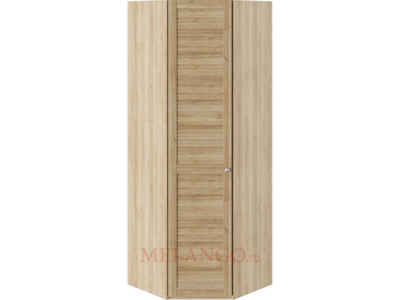 Шкаф угловой с 1-ой дверью левый «Ривьера» (Дуб Ривьера) СМ 241.23.003 L