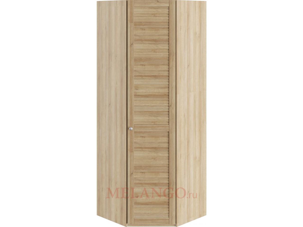 Шкаф угловой с 1-ой дверью правый «Ривьера» (Дуб Ривьера) СМ 241.23.003 R