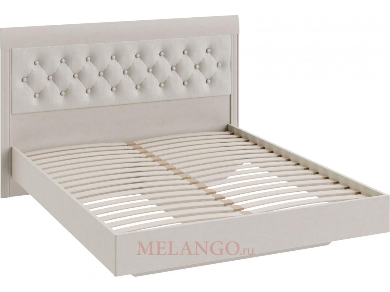 Двуспальная кровать 1600х2000 «Саванна» СМ-234.01.01