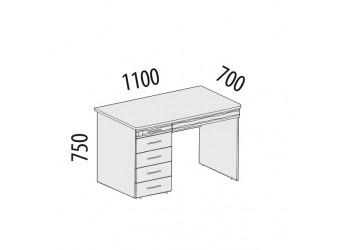Компьютерный стол Акварель 53.14