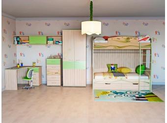 Мебель для детской Акварель 11