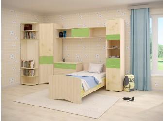 Мебель для детской Акварель 15